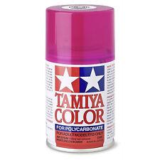 TAMIYA PS-40 100 ml Translucide Rose - rouge Couleur 300086040