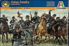 Cavalry American 1:72 Scale Toy Soldiers