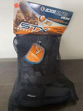 New STX EXO Rib Pads Size Small Black Lacrosse