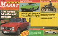 Oldtimer Markt 93/10 Alfa Romeo Giulia Mazda RX 7 Steyr Puch Schweißen Schutzgas