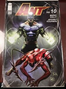 Ant #10 Variant Cover Gully Image Comics NM