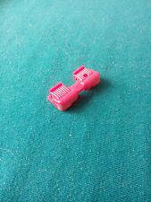 (B8) base de sièges rouge pour Dinky Toys Peugeot cabriolet réf 528