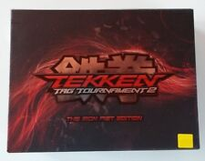 Collector's edition Tekken tag tournament 2 ps3