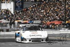 John Fitzpatrick  SIGNED Dick Barbour Racing-Porsche 935/K3  , DRM Norsring 1980