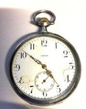 OMEGA antike Taschenuhren aus Silber