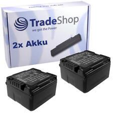2x AKKU für Panasonic HDC-SD1 HDC-SD5 HDC-SD20 HDC-SD200