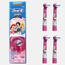 Oral-B Kids Stages Power Electric Toothbrush Replacement Head(EB10) 4p For Girls