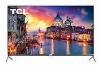 TCL 65-inch 4K Ultra HD HDR QLED Roku Smart TV - 65R625