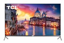 TCL 65-inch 4K Ultra HD HDR QLED Roku Smart TV - 65R625