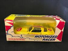 Old Vtg Sunbeam Speedmachine Motorized Racer Pullback Toy Car