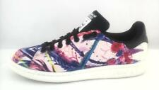 79ebfcf0033 ADIDAS STAN SMITH Originals Shoes Womens Floral Pink Black S81229 US 9 41.3