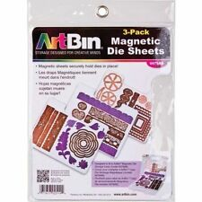 Artbin 6979AB Magnetic Die Sheets Pack of 3