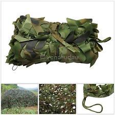Filet Camouflage Forêt Jungle Camo Net Camping Chasse Cacher Armée Militaire PS