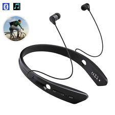 Bluetooth Headphones Earbuds Stereo Earphone Secure Fit for Sports Running Gym
