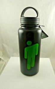 Billie Eilish Water bottle stainless steel 32 0z easy sip Blohsh