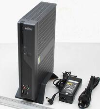 FUJITSU MINI PC FUTRO S550 THIN CLIENT AMD 2100+ 512 MB CFCARD +RAM RS 232 TC22