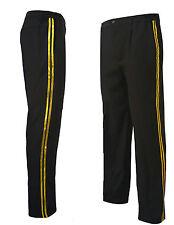 MJ Michael Jackson Black Billie Jean Entertainers Straight Golden trousers pants