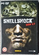 SHELLSHOCK NAM '67 PC DVD-ROM VIETNAM WAR SHOOTER GAME brand new UK RATED 18