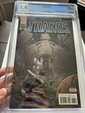 Thanos 13 CGC 9.4 ( 1st app. of Cosmic Ghost Rider) Marvel Value Stamp #36 KEY