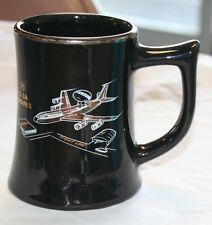 Buntingware Coffee Mug Westinghouse E-3A Spares Depot Flight Line Airplane
