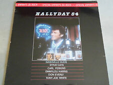 LP 33T JOHNNY HALLYDAY 84 Special enfants du rock / 15A 056