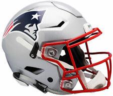 New England Patriots Riddell SpeedFlex Authentic Full Size Football Helmet