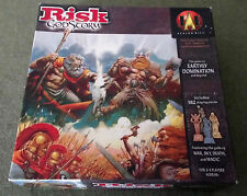 Mythology Cardboard Risk Board & Traditional Games