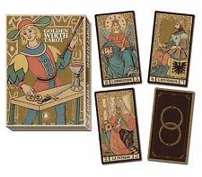 Wirth Oswald-Golden Wirth Tarot  ACC NEW