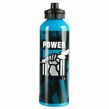 Adelaide Port Power AFL Aluminium Drink Bottle for School Work Lunch Box Gift