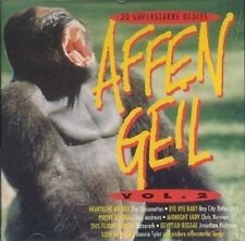 Affengeil 2 (20 tracks, 1994, Edel) Bruce & Bongo ('Geil [5:57min.]'), Na.. [CD]