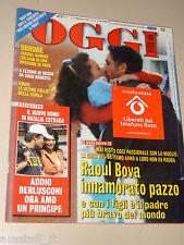 OGGI=2006/20=RAOUL BOVA=ALEX BELLINI=FEDERICA PANICUCCI=DYNAMO CAMP=MONTEMORCINO