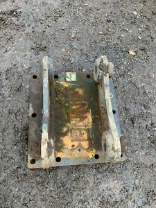 Excavator breaker / attachment headstock 45mm pins.....suit 5 tonner... £220+VAT