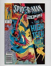 SPIDER-MAN 2099 # 2 - 1992 - ORIGIN - NOTHING VENTURED