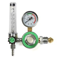 Argon CO2 Gas Mig Tig Flow Meter Welding Weld Regulator Gauge Welder GGA580 Fits