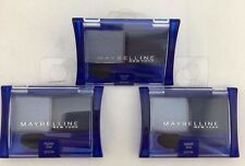 Maybelline Expertwear Eye Shadow Duos *Choose your shade*Triple pack*