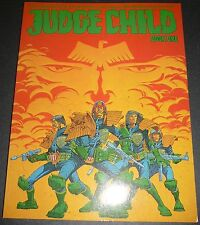 Judge Child #1 Chronicle Of Judge Dredd Titan Graphic Novel 1st Edition Sep 1983