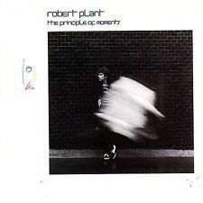 The Principle of Moments by Robert Plant (CD, Swan Song)