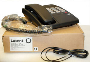 New Analogue Telephone Alcatel Lucent 9101 Also As Proprietary System 25 75 85