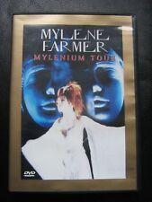 dvd concert mylene farmer mylenium tour TBE 2000