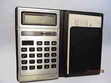 Boots 317 - Vintage Calculator/ /RETRO
