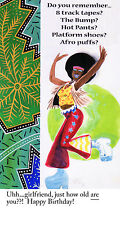 African-American Greeting Cards (Birthday Pkg B)