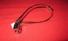 AC DC JACK POWER w/HARNESS TOSHIBA SATELLITE L655 L655D ADAPTER CHARGE IN PORT