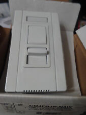 PASS SEYMOUR COMMERCIAL SLIDE DIMMER CD4FB3P-NAW 4-WIRE 24V CLASS 2 WHITE