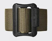 HELIKON TEX UTP Urban TACTICAL Pants Belt Coyote Hosengürtel Gürtel Large 130cm