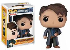 "Exclusivo Doctor Who Jack Harkness Vórtice manipulator POP 3.75"" Vinilo Funko"