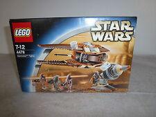 Lego Star Wars 4478 NEU +OVP+ OBA *Rarität*  + UNGEÖFFNET+VERSIEGELT