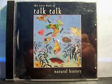 Talk Talk NATURAL HISTORY THE VERY BEST OF EMI Records 1990 first pressing