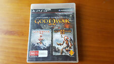 God of War Collection PS3 Sony PlayStation 3 Game