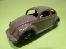 DINKY TOYS 181 VW VOLKSWAGEN BEETLE KAFER  - GREY - GOOD CONDITION
