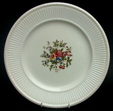 Wedgwood Edme Discontinued Conway AK8384 Pattern Lg Size Dinner Plates 26cm VGC
